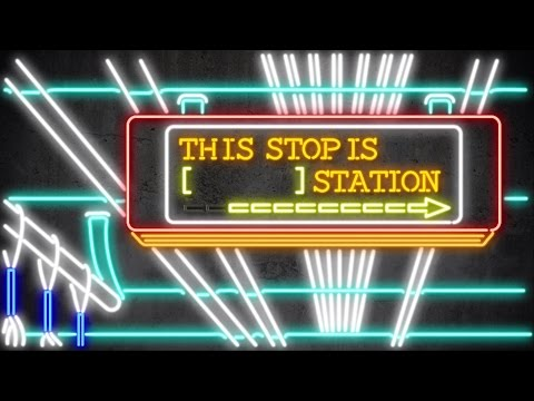 OPEN STATION: THIS STOP IS YOUR STATION