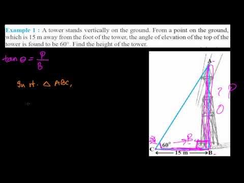 applications of trigonometric functions ck 12 foundation