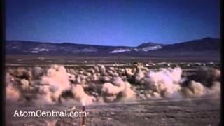Da li ste znali šta se desi kada nuklearna bomba eksplodira ispod zemlje? (VIDEO)