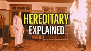 HEREDITARY (2018) Explained