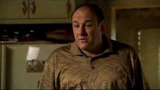 Sopranos-Paulie's played by Johnny/Juniors c**t of a nurse