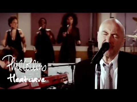 Phil Collins - Heatwave (Official Music Video)