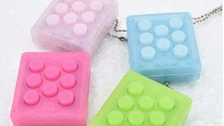 UNLIMITED BUBBLE WRAP POPPING TOY FROM JAPAN!