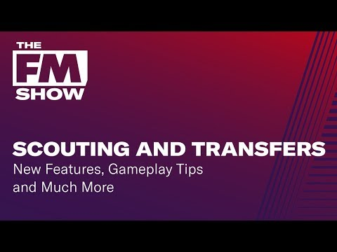Football Manager 2019 Scouting and Transfers | New Features and Tips | The FM Show S2 Episode 4