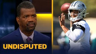 'No way, no how' is Dak Prescott worth $30 million for the Cowboys — Rob Parker   NFL   UNDISPUTED