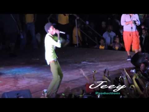 Alkaline - Live in Concert Limón Costa Rica 2013