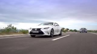 Lexus Amazing Experience 2016 - Lexus RC