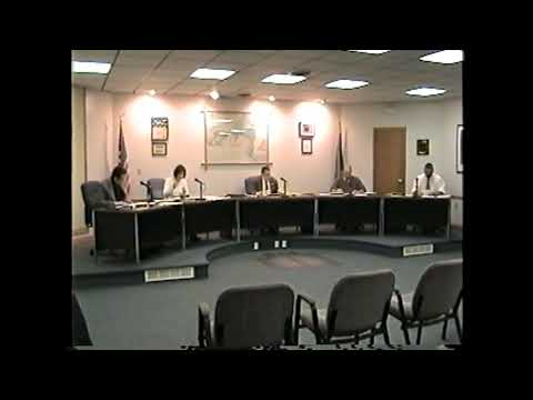 Rouses Point Village Board Meeting  3-3-08