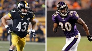 Ed Reed and Troy Polamalu Revolutionize the Safety Position | NFL Films