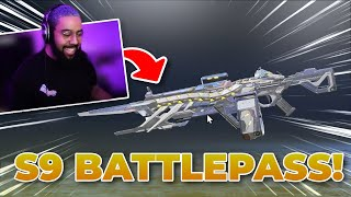 Showcasing the Apex Legends Season 9 Legacy Battlepass!