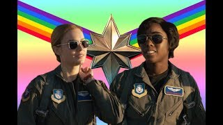 Captain Marvel To Get Female Love Interest Brie Larson Endorses