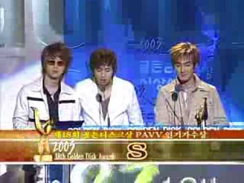 031205 2003 Golden Disk Awards - S cut