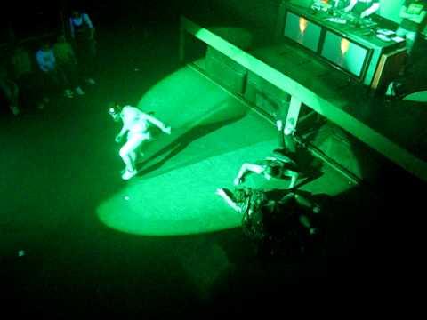 Utopia - Scan Me (DTZ Performance @ Banzai) 17.04.10