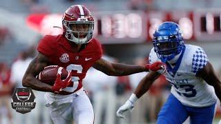 Kentucky Wildcats vs. Alabama Crimson Tide | 2020 College Football Highlights