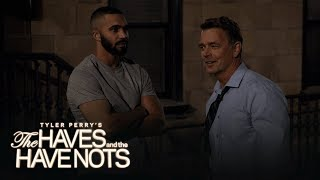 Jim Isn't Playing Around with Benny Anymore | Tyler Perry's The Haves and the Have Nots | OWN