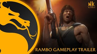 Rambo Gameplay Trailer preview image