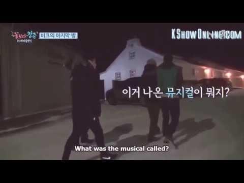[ENG SUB] Kang Ha neul Singing with Hyungs