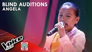 Proud Mary by Angela Ragasa | The Voice Kids Philippines Blind Auditions 2019