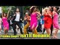 Priyanka Chopra, Liam Hemsworth Dance Film Scene On NYC Road