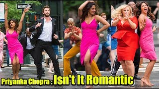 Priyanka Chopra, Liam Hemsworth Dance Film Scene On NYC Ro..