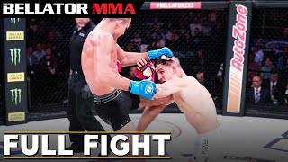 Full Fights | Aaron Pico vs. Adam Borics - Bellator 222