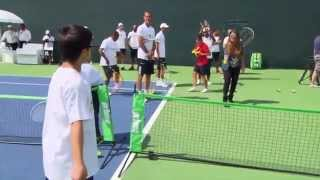 Fun For All At Lacoste Special Needs Clinic