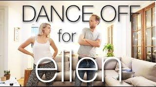 DANCE-OFF voor ELLEN DEGENERES // We hebben tickets! 🎉😱