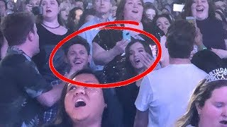NOT Just Friends! Niall Horan & Hailee Steinfeld Get Close & Cozy on Concert Date
