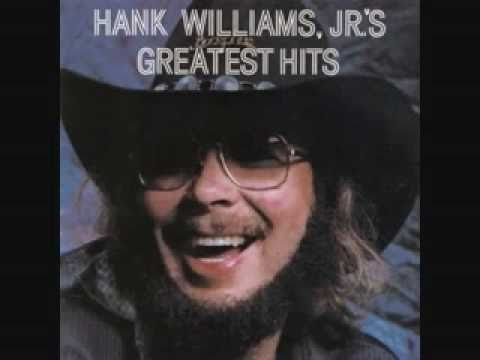 Hank Williams jr - Whiskey Bent And Hell Bound