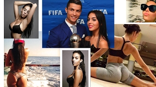 Cristiano Ronaldo's 2017 New Girl Friend Georgina Rodriguez Top 10 Hot Photos