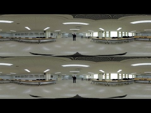 [3D 360 Top/Bottom]TwoEyes VR - Test by TwoEyes Tech Inc. @TwoEyesTech