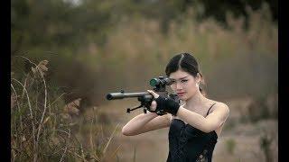 Bắn Chim Siêu đỉnh bằng súng khí nén CPC ở cự ly 100m