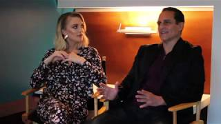 Chelsea Frei and Maurice Benard Talk Gotti Family Movie