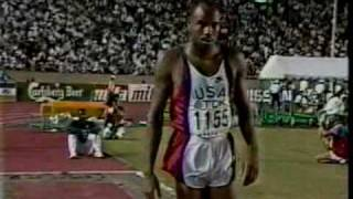 Part 3, Mike Powell and Carl Lewis World Record Long Jump Competition