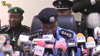 2019 : IG Abubakar Adamu Reads Riot Act to Politicians, Ahead of 2019 General Elections