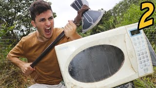 DESTROYING OBJECTS WITH THOR STORMBREAKER