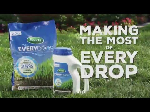 How To Use Scotts EveryDrop™ Water Maximizer for Lawns & Landscapes