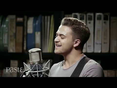 Hunter Hayes live at Paste Studio NYC