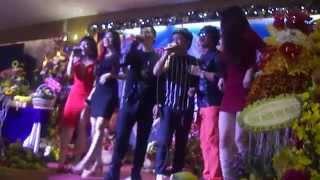 Trách Ai Vô Tình - Hoài Lâm nhẩy, Trường Giang beatbox