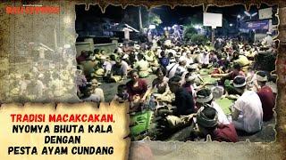 Tradisi Macakcakan di Desa Sambirenteng