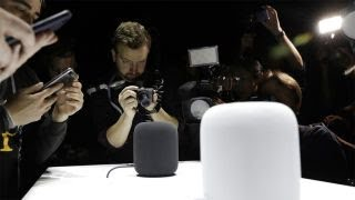 Apple's HomePod too little, too late?