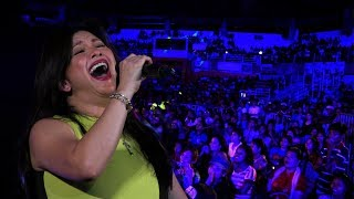 Regine Velasquez-Alcasid amazed the fans with her songs! (Sultan Kudarat Province)