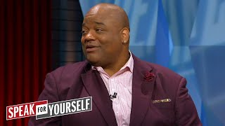 Jason Whitlock reacts to LeBron James signing with the Lakers   NBA   SPEAK FOR YOURSELF