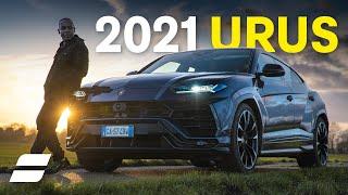 NEW Lamborghini Urus Review: The Ultimate SUPER SUV? 4K