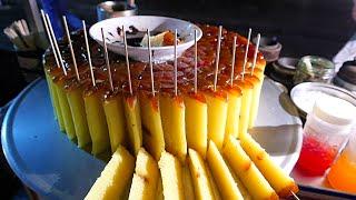 thức ăn đường phố Tây An (Trung Quốc) món tráng miệng, bánh ngọt, bánh ngày, bánh mì ngọt, bánh kẹo