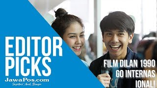 "Film ""Dilan 1990"" Go Internasional"
