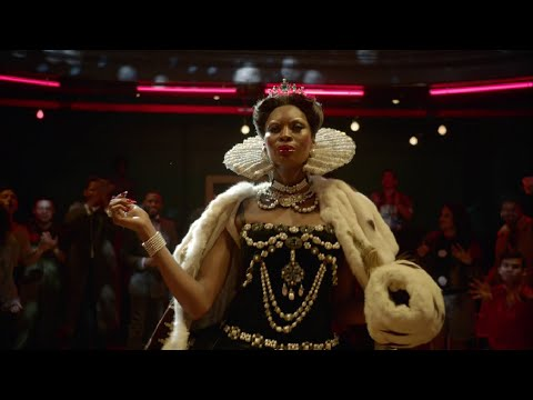 POSE. Robbery and Ball scene | POSE S01E01