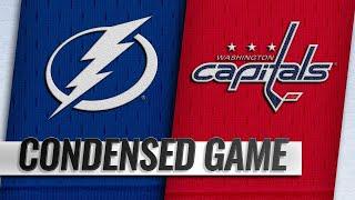 03/20/19 Condensed Game: Lightning @ Capitals
