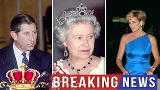 Queen Royal -  Princess Diana BOMBSHELL: How Charles had to BORROW from the Queen to pay for divorce