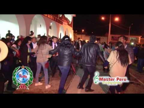 BANDA SHOW FILARMONICA LLIPA - FIESTA PATRONAL DE RANRAHIRCA 2016